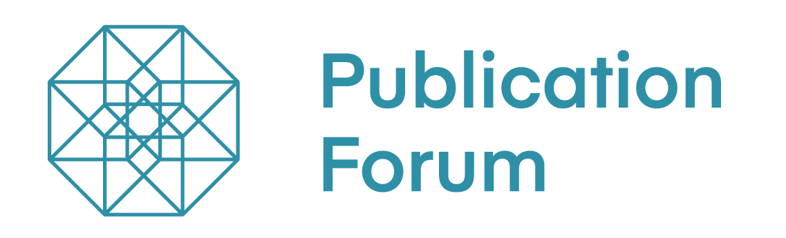 Publication Forum logo.